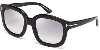 Tom Ford Christophe Sunglasses, 53mm