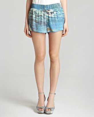 Reiss Shorts - 1971 Molly Printed Mini