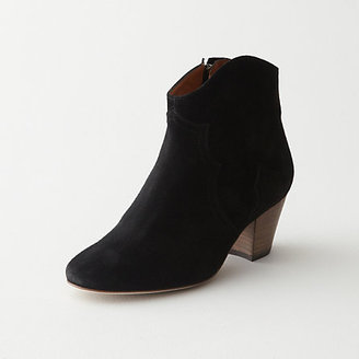 Isabel Marant dicker boot suede