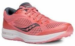 Saucony Run Clarion Lace-Up Sneakers