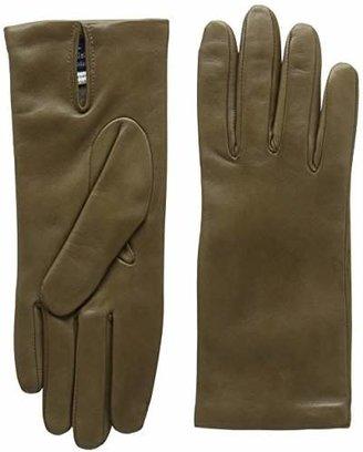 Gala Gloves Women's ITALIAN LEATHER LINED GLOVE,(Size:7.5)