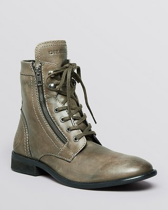 Diesel Themil Military Boots