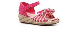 Osh Kosh Kaitlyn Girls Infant & Toddler Wedge Sandal