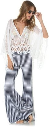 Blue Life Bell Bottom Lace Pant