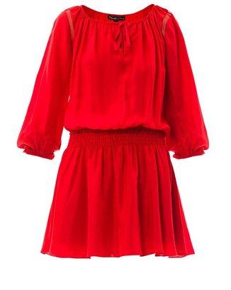 Elizabeth and James Elastic waist tunic dress