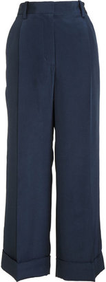 3.1 Phillip Lim Wide Leg Cuffed Trouser