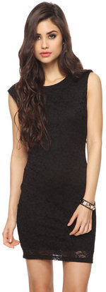 Forever 21 Style deals Scoop Back Lace Dress