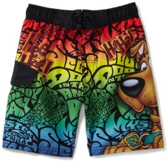 Scooby-Doo Boys 2-7 Swim Short