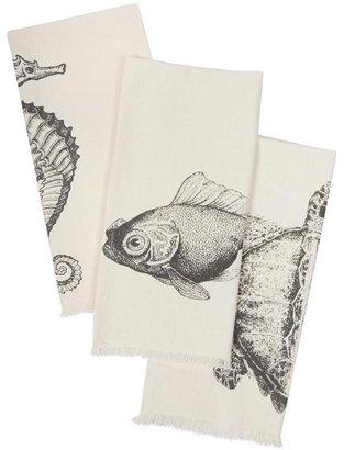 Thomas Paul Sealife Hand Towel Set