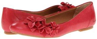 b.ø.c. Shailene (Cherry Full-Grain) - Footwear
