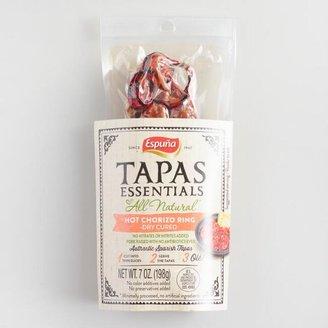 Espuna Tapas Essentials Chorizo Hot Ring