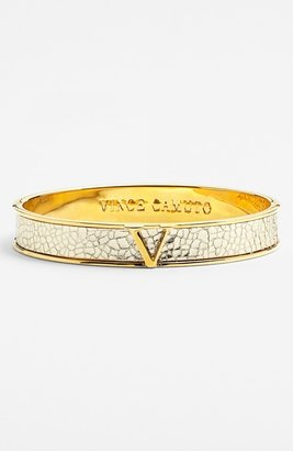 Vince Camuto 'Rope Royalty' Leather Bangle