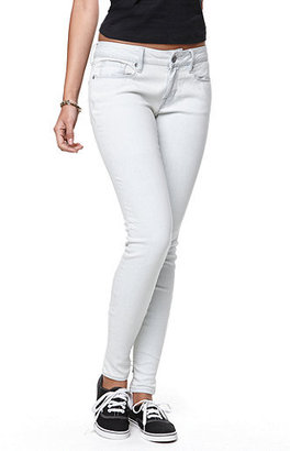 Bullhead Denim Co Soave Ice Skinniest Jeans