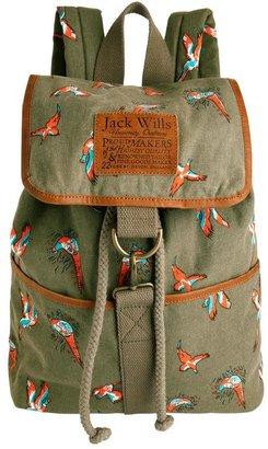 Jack Wills Reavley Backpack