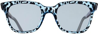 Luella Sheriff & Cherry Wild Cat Sunglasses