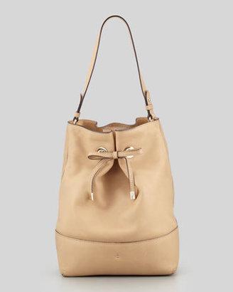 Kate Spade W Valley Valentine Shoulder Bag, Beige