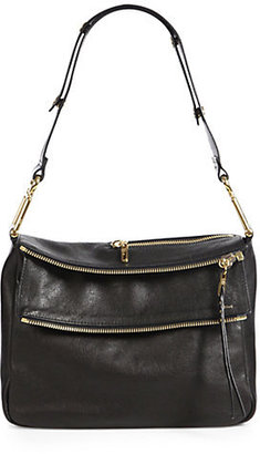 Chloé Vanessa Small Leather Hobo