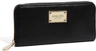 MICHAEL Michael Kors 'Jet Set' Zip Around Continental Wallet