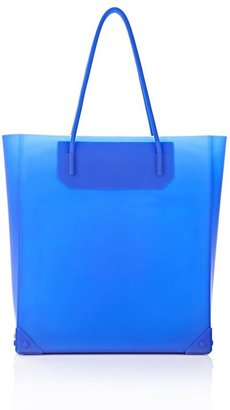 Alexander Wang Silicon Tote In Nile