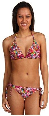 Type Z Tale String Bikini (Flowers) - Apparel
