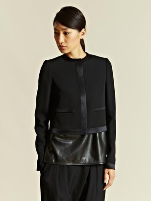 Givenchy Women's Silk Border Jacket