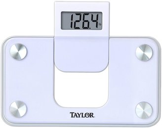 Taylor Glass Digital Mini Bathroom Scale