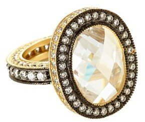 Freida Rothman Women's Cocktail Ring