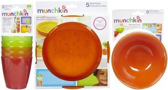 Munchkin Multi-pack Dining Set - 15 ct