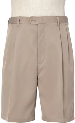 Jos. A. Bank David Leadbetter's Pleated Front Performance Golf Shorts