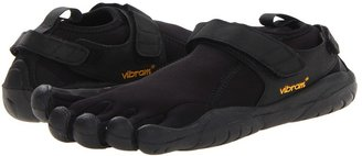 Vibram FiveFingers Flow (Black/Black) - Footwear