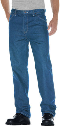 Dickies Relaxed-Fit Straight-Leg 5-Pocket Jeans