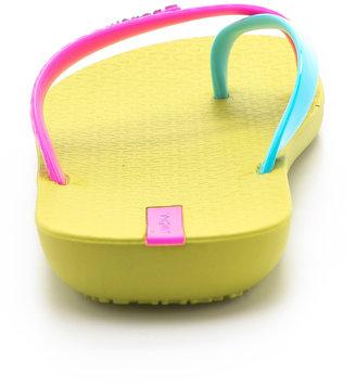Ipanema Neon Thong Sandals