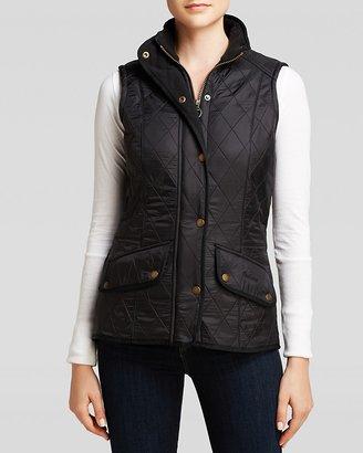 Barbour Vest - Calvalry Gilet $179 thestylecure.com
