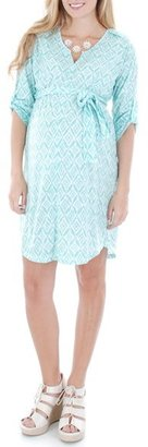 Women's Everly Grey 'Hudson' Maternity Dress $65 thestylecure.com