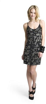 Vena Cava Studded Tank Dress