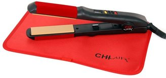 CHI Air Turbo 1-in. Digital Ceramic Flat Iron with Thermal Mat $129.99 thestylecure.com