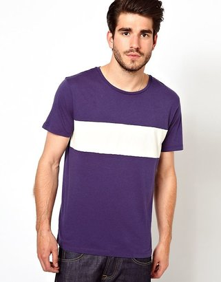 Gant T-Shirt With Chest Band