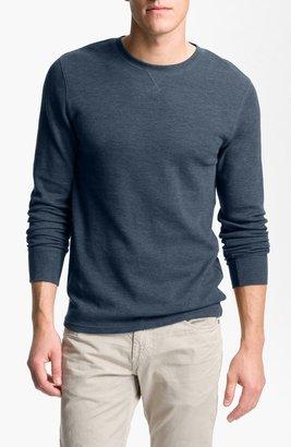 The Rail Crewneck Thermal Shirt Black X-Large