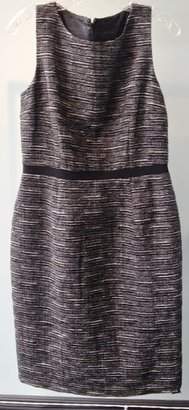 Peter Som Strie Yarn Jacquard Dress