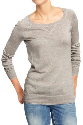 Old Navy Women's Lightweight Raglan Sweaters