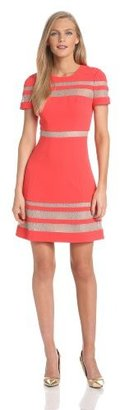 BCBGMAXAZRIA Women's Kalli Dress