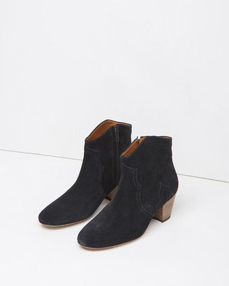 Isabel Marant Étoile Dicker Boot $600 thestylecure.com
