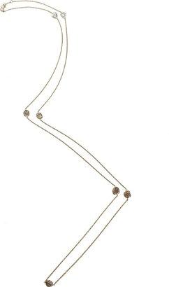MONIQUE PEAN Diamond Slice Wrap Necklace