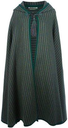 Yves Saint Laurent Vintage oversized cape