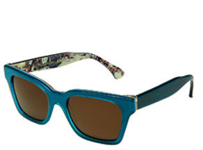 RetroSuperFuture Super Sunglasses America in China Riviera Print
