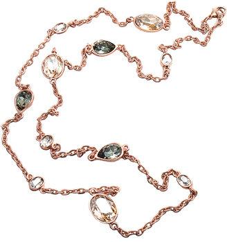Warner's Diana Warner Rose Gold Warner Necklace