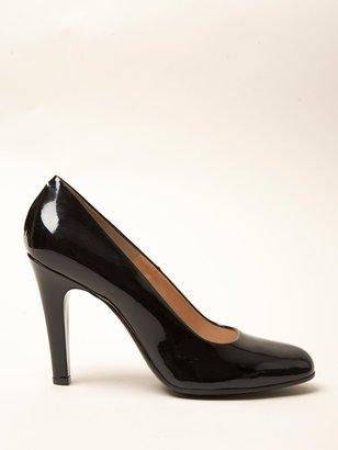 Maison Martin Margiela Women's Patent Round Toe Heels