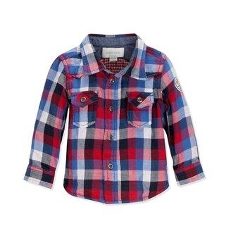 Diesel Boy's KXAHN CADEXB Shirt