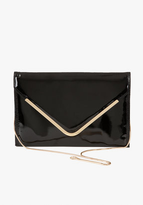 Bebe Oversized Envelope Clutch