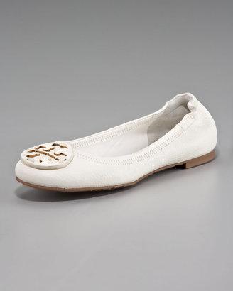 Tory Burch Reva Ballerina Flat, Bleach